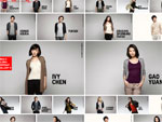 UNIQLO GLOBAL PORTRAIT GALLERY