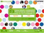 my crocs contest