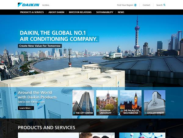 Daikin Global
